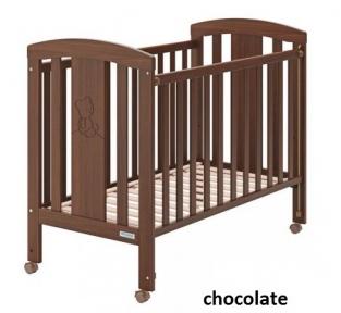 Ліжко 120x60 см Micuna Nicole