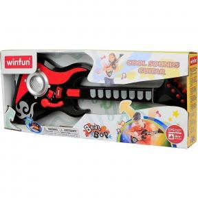 WINFUN Гітара музична Cool Sounds Guitar 2054A-NL