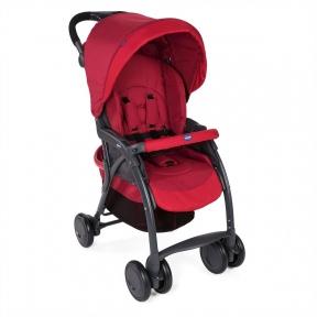Прогулянкова коляска Chicco Simplicity Top Stroller 79115