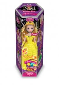 DANKO TOYS Набір креативної творчості Princess Doll CLPD-01
