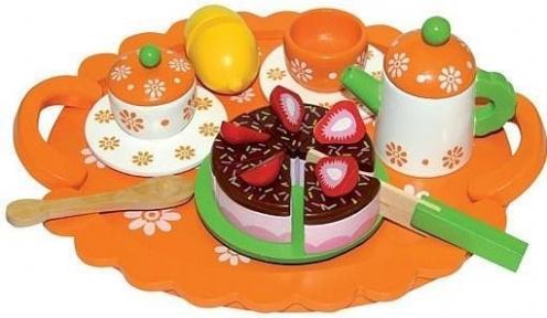 Чайний сервіз з тортом Bino 83414