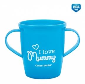 CANPOL Кружка I love Mummy/Daddy 31/208