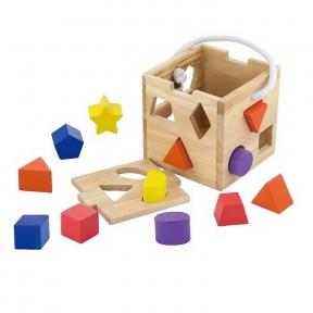 Сортер Кубик Viga Toys 53659