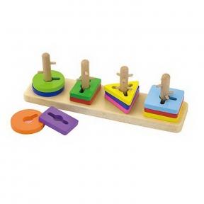Сортер Форма і колір Viga Toys 50968