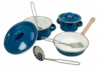 Набір емальованого посуду 8 ел Bino 83395