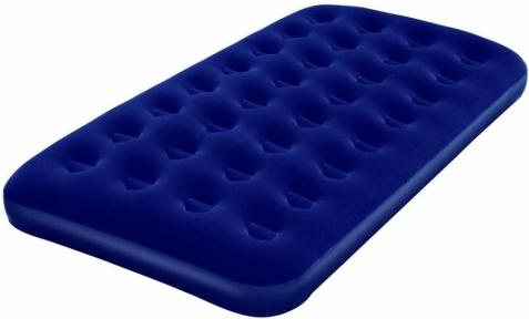 Матрац надувний велюр синій 188х99 см Bestway 67471