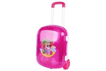 ТЕХНОК Іграшка Валіза для дівчинки 7037