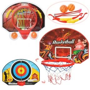 Набір Баскетбольне кільце з дартсом Metr+ M5971-2