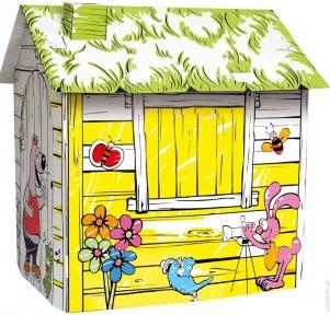 Картонний будинок Ферма Bino 44001