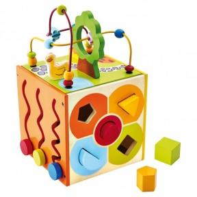 Багатофункціональний куб Bino 84189