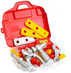 ECOIFFIER Кейс з інструментами 20 ел 002303