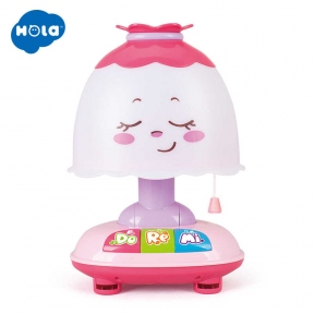 HOLA Іграшка-нічник Baby Night Light 1107