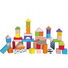 Набір кубиків 50 ел Viga Toys 59695