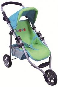 Лялькова триколісна коляска Bino 82905