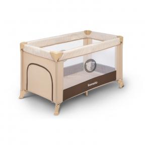 Ліжко-манеж Lionelo Adriaa