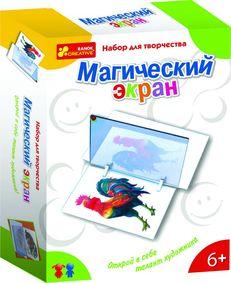 CREATIVE Набір для творчості Магічний екран 3001