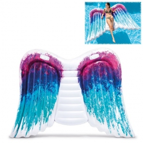Матрац надувний Крила ангела Intex 58786
