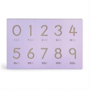 Дошка Написання цифр Viga Toys 50859