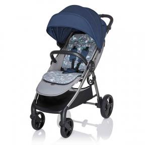 Прогулянкова коляска Baby Design Wave