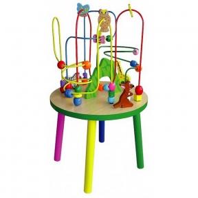 Столик з лабіринтом Viga Toys 58971