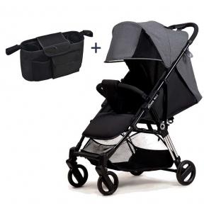 Прогулянкова коляска Ninos Mini 2 з сумкою