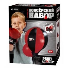 PROFI Боксерський набір на стійці MS 0333