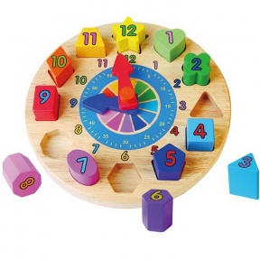 Пазл Годинник Viga Toys 59235