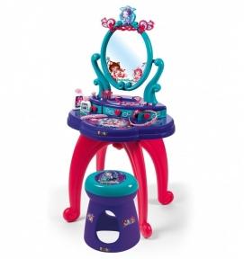 Туалетний столик 2 в 1 Smoby Frozen 10 ел 320228