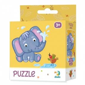 DODO Пазли 16 ел Слоненя 300162