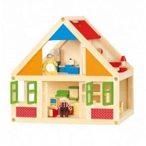 Ляльковий будиночок Viga Toys 56254