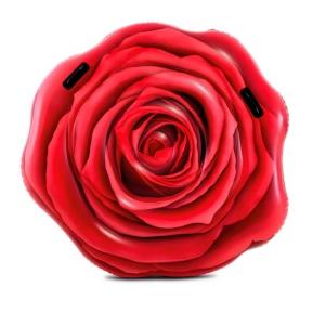 Плотик надувний Троянда Intex 58783
