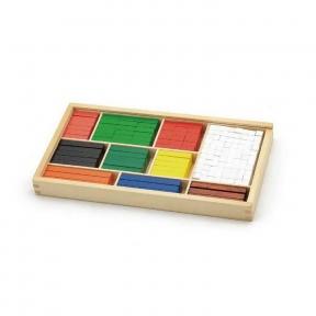 Набір для навчання Математичні блоки Viga Toys 56166