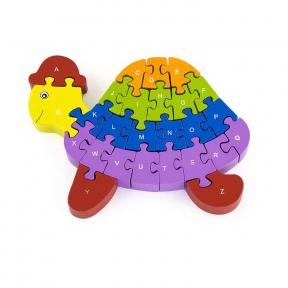 Пазл Черепаха Viga Toys 55250