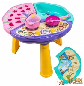 ТИГРЕС Багатофункціональний ігровий столик 39380