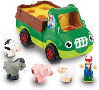 Вантажівка Фредді Wow Toys Freddie Farm Truck 10710
