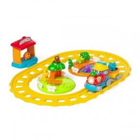 Ігровий набір Chicco Adventure Train 09141.00.18