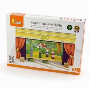 Ігровий набір Магнітний театр Viga Toys 56005