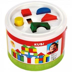 Кубики у відрі 30 ел Bino 84195