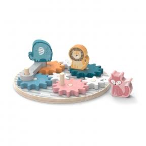 Іграшка Шестерні і тварини Viga Toys PolarB 44006
