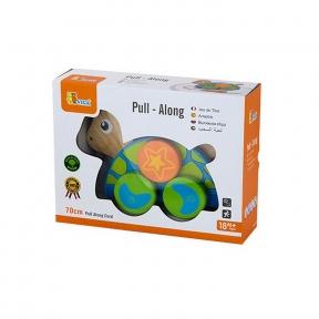 Каталка Черепаха Viga Toys 50080