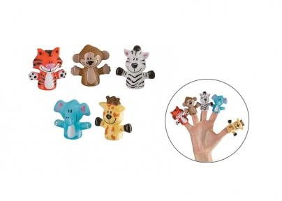 LINDO Набір іграшок на пальчики P 265