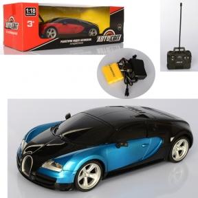 АВТОСВІТ Машина на пульті Bugatti 30 см AS-2208