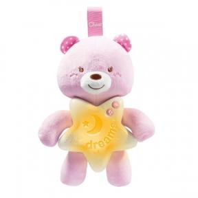 Іграшка-нічник на ліжечко Chicco First Dreams Goodnight Bear 09156