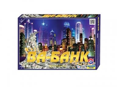 ТЕХНОК Экономическая игра Ва-банк 0038