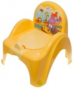 TEGA Горшок-стульчик музыкальный Safari PO-041