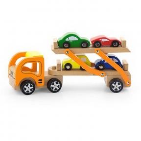 Іграшка Автотрейлер Viga Toys 50825