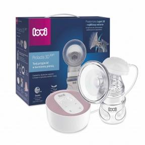 Двофазний електричний молоковідсмоктувач Prolactis 3D Soft Lovi 50/050