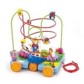 Моторичний лабіринт-каталка Viga Toys 50120