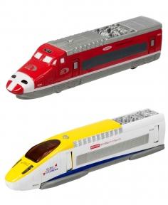 TEAMSTERZ Швидкісний поїзд зі звуком Hi-Speed Train 1370061
