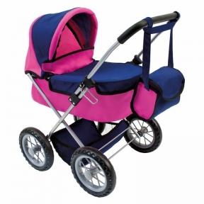 Лялькова коляска-люлька Bino 82911